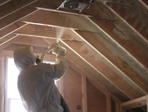 attic insulation installations for Louisana
