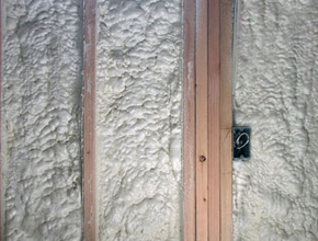 strengthen your home with wall insulation